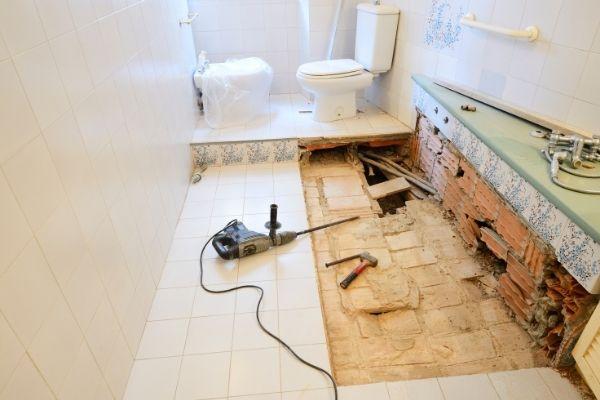 Plumbing and Bathroom Remodeling