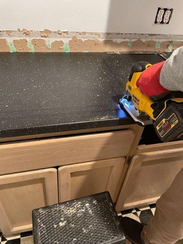 Handyman installation services