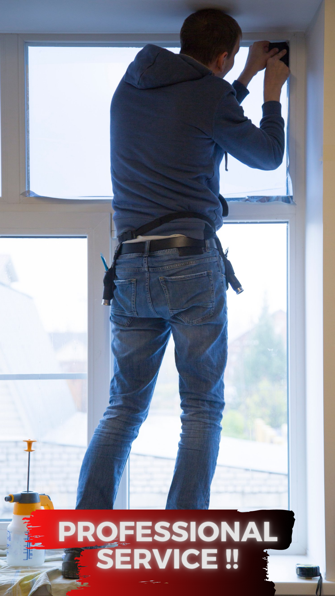 How Window Installation is Done