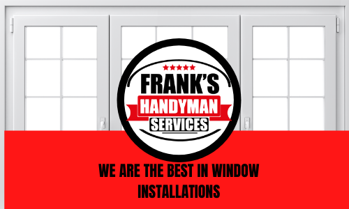 WE ARE THE BEST IN WINDOW INSTALLATIONS